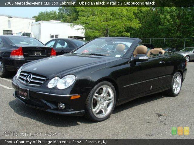 Clk 550 Convertible