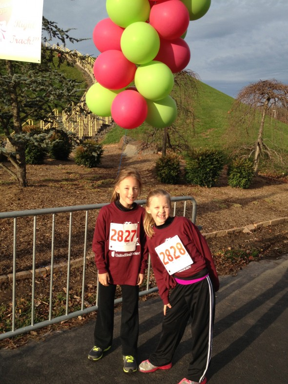 Girls on the Run in Washington D.C.
