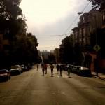 SF Marathon, Mile 18-ish