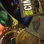 Sacramento marathon > Phoenix marathon > San Francisco marathon > Chicago marathon > Sacramento marathon